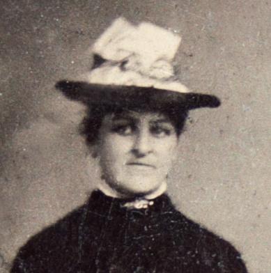 Michelle M. Murosky: The Guth Collection &emdash; Wedding of Frances Philomena Guth & Joseph William Selker