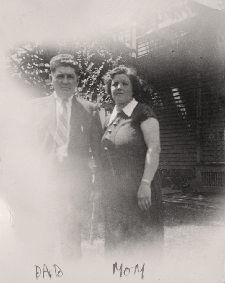 Michelle M. Murosky: The Murosky Collection &emdash; 1936 - Anthony & Helen