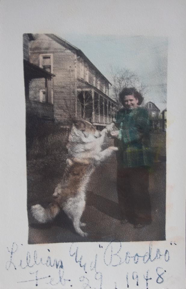Michelle M. Murosky: The Unknowns &emdash; Lillian & Boodoo