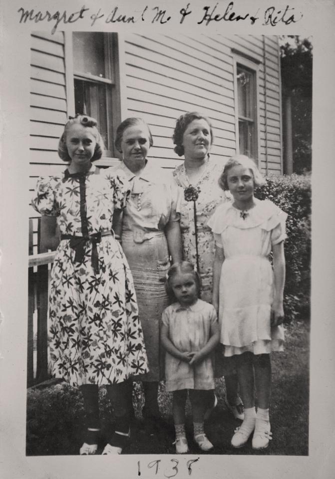Michelle M. Murosky: The Murosky Collection &emdash; 1938 Murosky Family Gathering