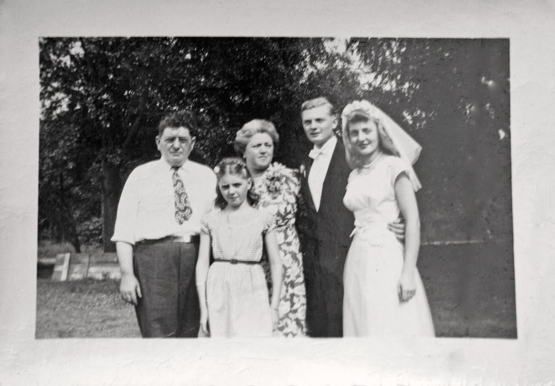 Michelle M. Murosky: The Murosky Collection &emdash; Wedding of Edward V. Murosky & Margaret Forgash
