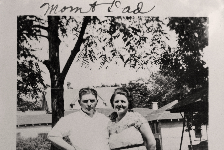 Michelle M. Murosky: The Murosky Collection &emdash; 1933 - Tony & Helen