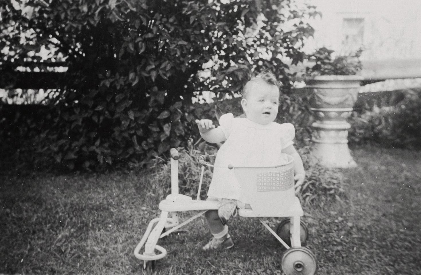 Michelle M. Murosky: The Arthur & Mary Eugenia Collection &emdash; 1944 - Barbara Jean Murosky