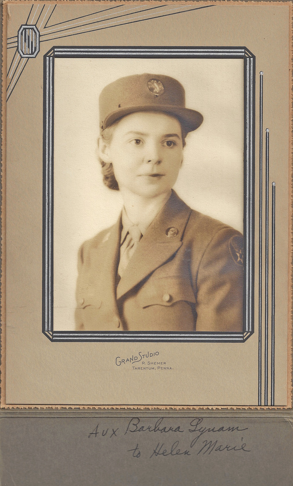 Michelle M. Murosky: The Military Collection &emdash; Barbara Lynam